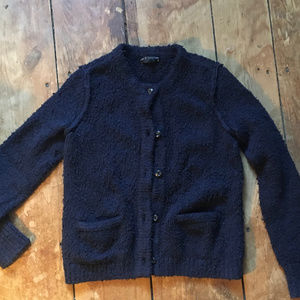 Rag & Bone Textured Cardigan  // Size Small